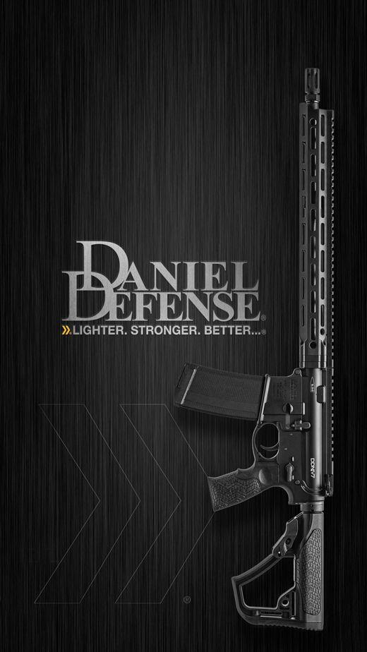 Daniel Defense Wallpaper IPhone
