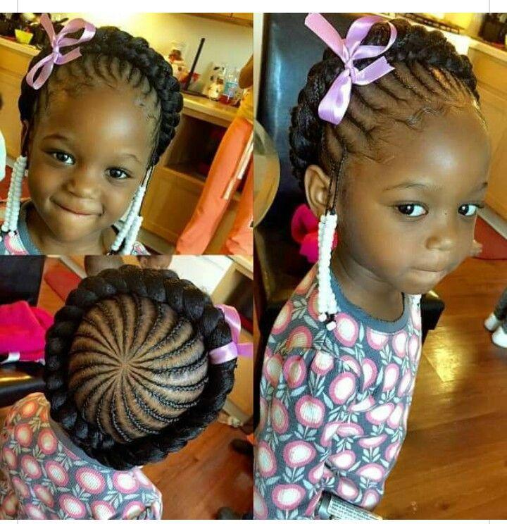 Hairstyles With Crown Queen: Kids Cornrow Hairstyles, Kid Braid