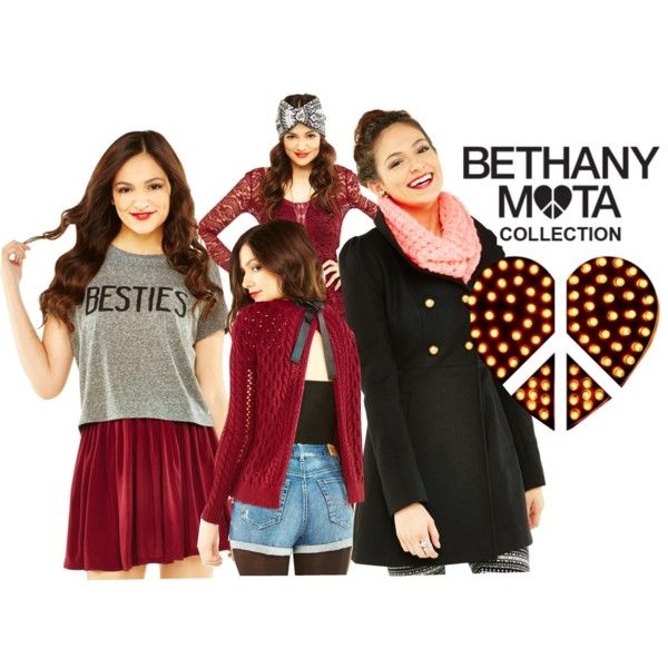 """""""Bethany Mota Collection- Aeropostale"""" by fionabrianne on Polyvore"""