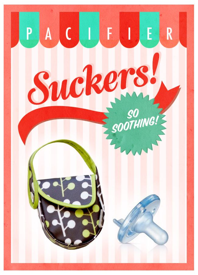 What is your belief on pacifiers? Click through to read ours!