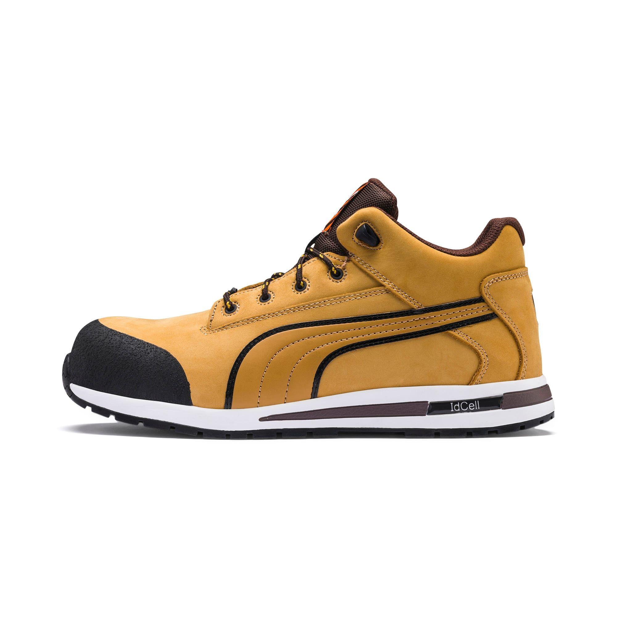 chaussure de securite puma pour homme