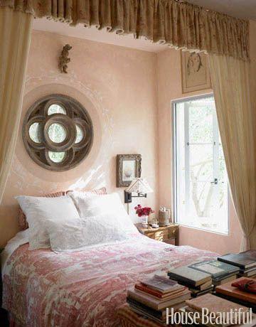 175+ Beautiful Designer Bedrooms to Inspire You Pink walls