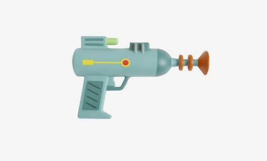 Rick & Morty Laser Gun! Get yours here ➩➩      http://amzn.to/2pJTfEg
