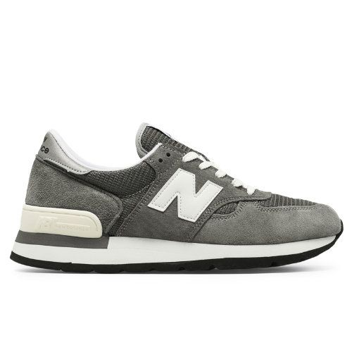 990 Made in the USA Bringback Men's Made in USA Shoes Grey
