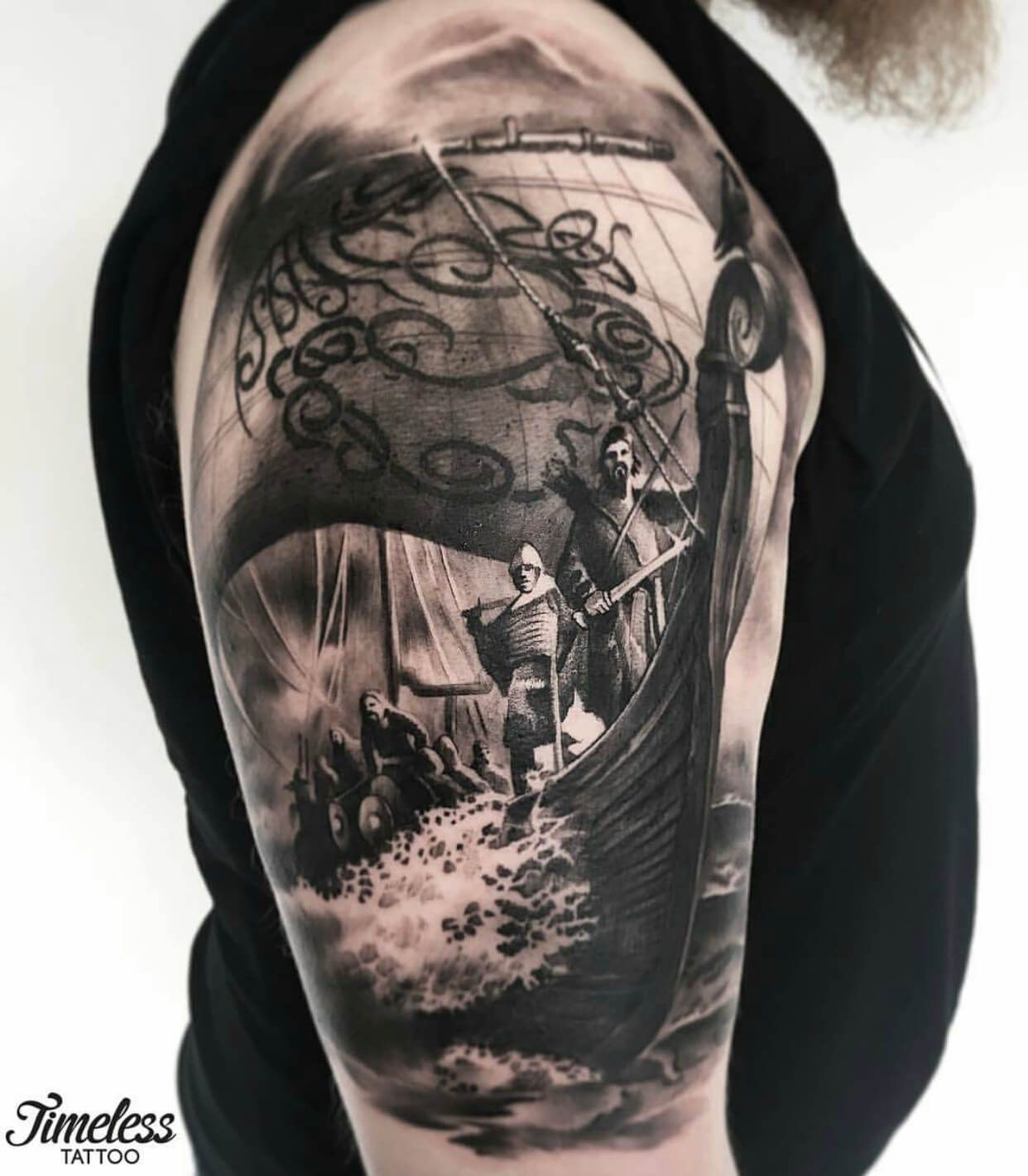 Tatovering skjorter Tattoo Hoodie Top Tattoo Tatoveringer