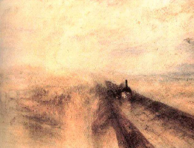 12. Lluvia, vapor y velocidad. Turner.