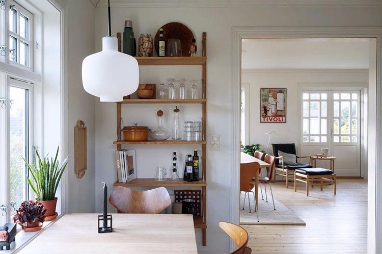 The Inspiring Norwegian Home of a Danish Design Hunter! in