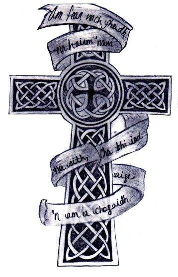 Scottish/celtic cross