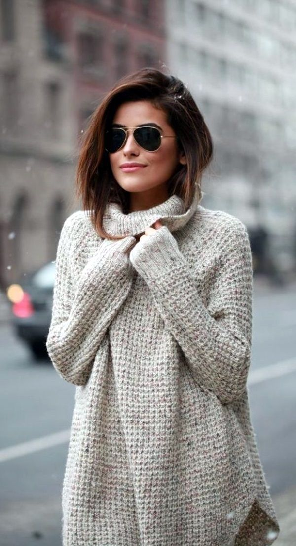45 Cute Winter Fashion Outfits 2016 | Winter fashion, Cozy and Winter