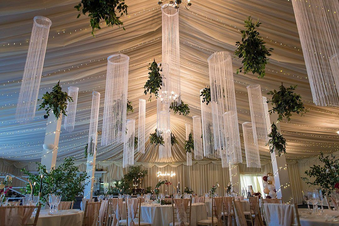 1920's Art Deco Inspiration for Outdoor Wedding Venues