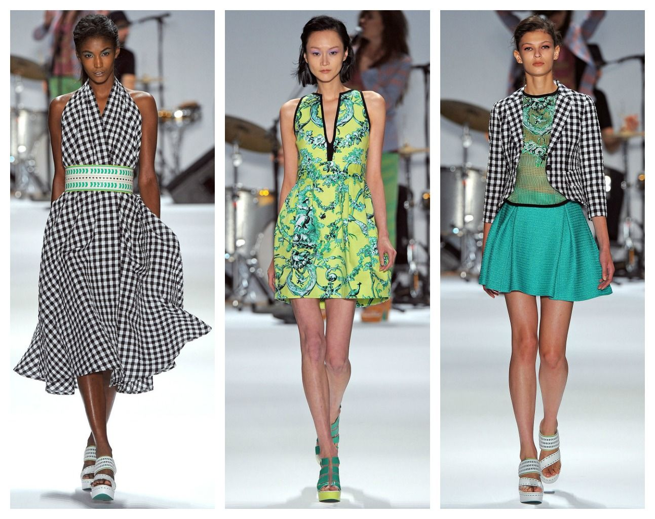Crafty Lady Abby: NYC FASHION WEEK: Nanette Lepore