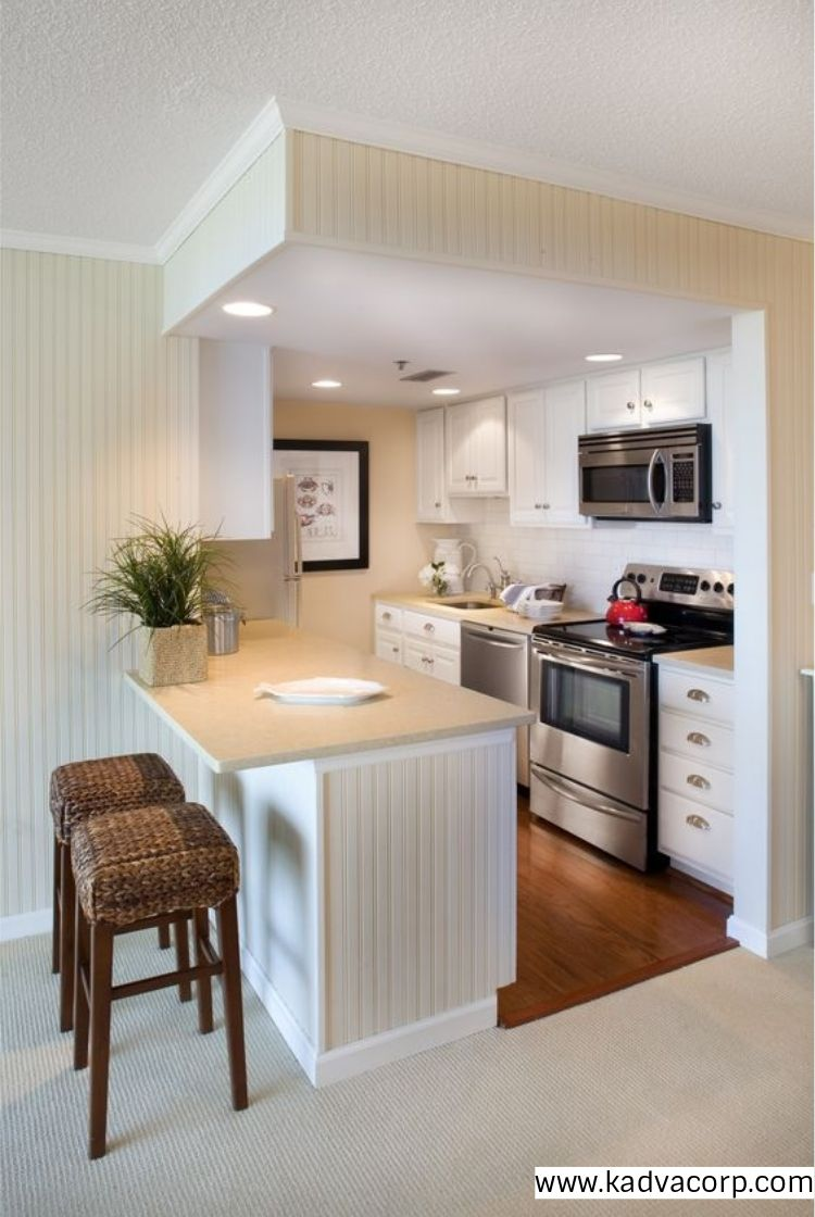 Small Kitchen Designs Ideas with Modern Look  line  Pinterest