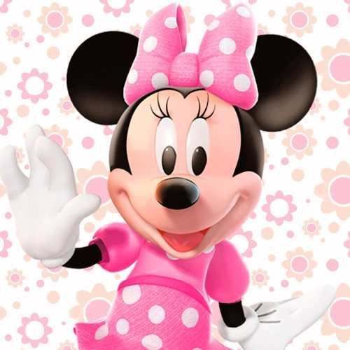 Kit imprimible minnie mouse rosa fucsia fiesta cumplea os - Cosas de minnie para cumpleanos ...