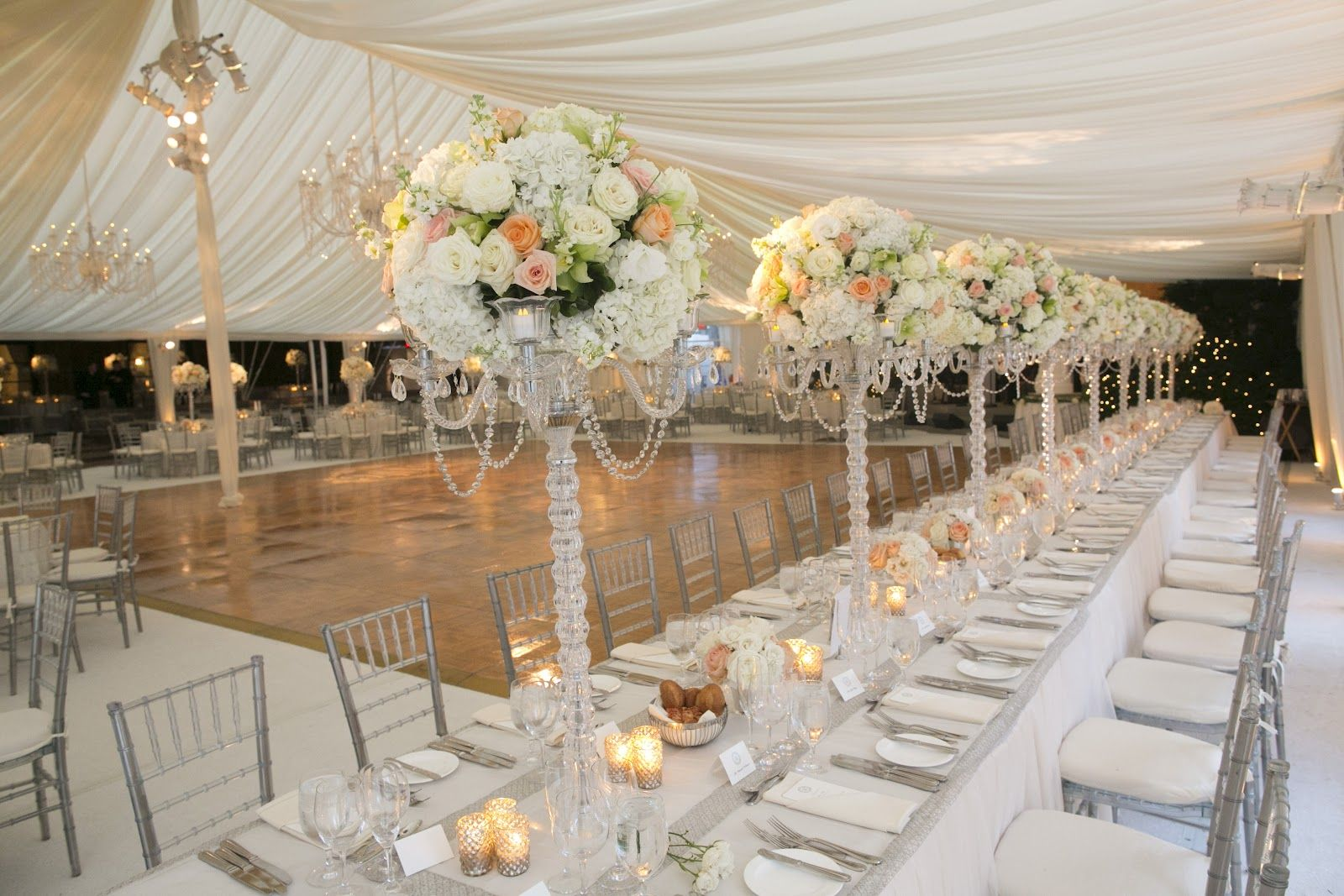 White And Silver Wedding Theme: Images For > White And Silver Wedding Themes