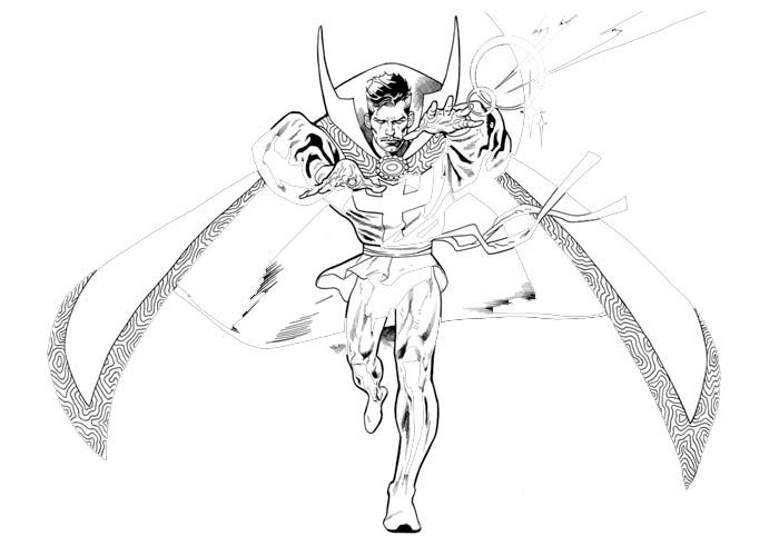 Doctor Strange Coloring Pages Jpg 700 500 Cartoon Coloring Pages Coloring Pages Doctor Strange