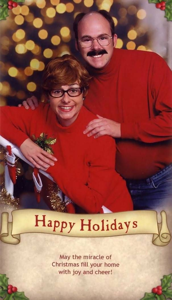 This Bergeron Family Might Be Making The Best Christmas Cards! (15