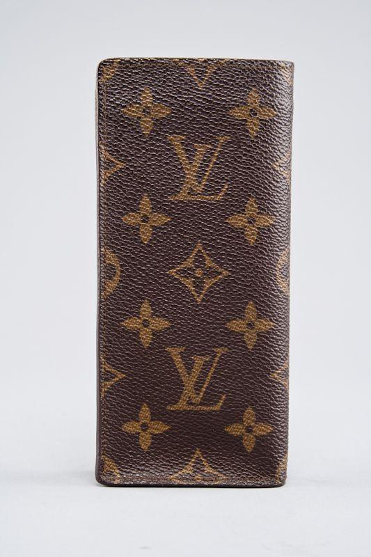 Louis Vuitton Monogram Sunglasses Case Louis Vuitton