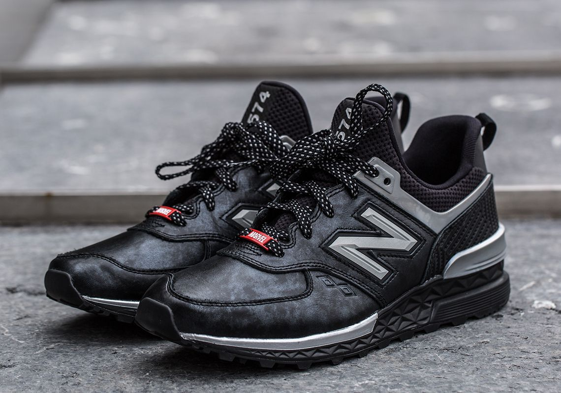 468cbf2414f Marvel s Black Panther Teams Up With New Balance For A Limited Edition  Collection