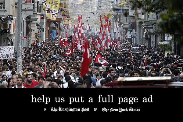 Financiamento coletivo arrecada verba p/ anunciar no NYT os protestos na Turquia http://www.bluebus.com.br/financiamento-coletivo-arrecada-verba-p-anunciar-no-nyt-os-protestos-na-turquia/