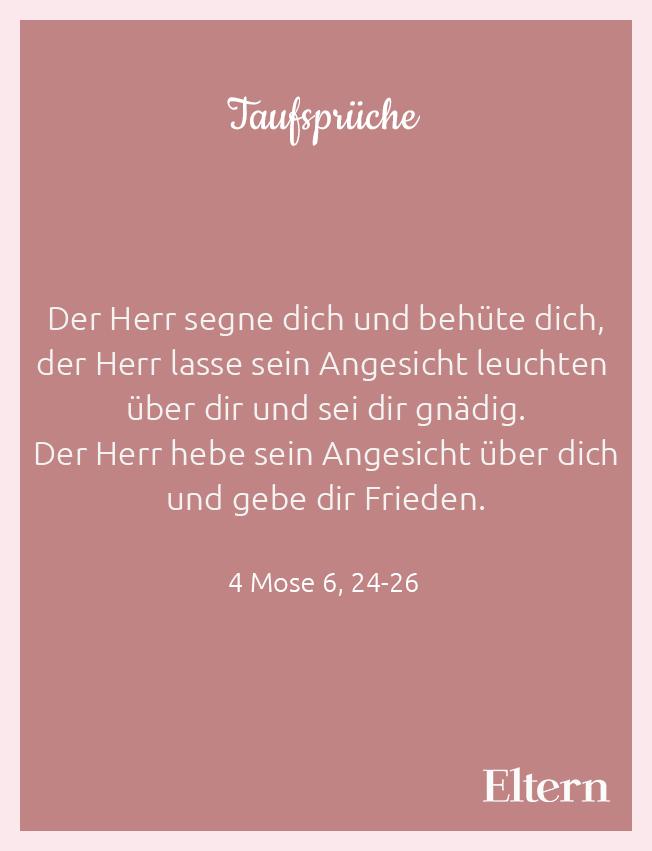 Zitate Taufe