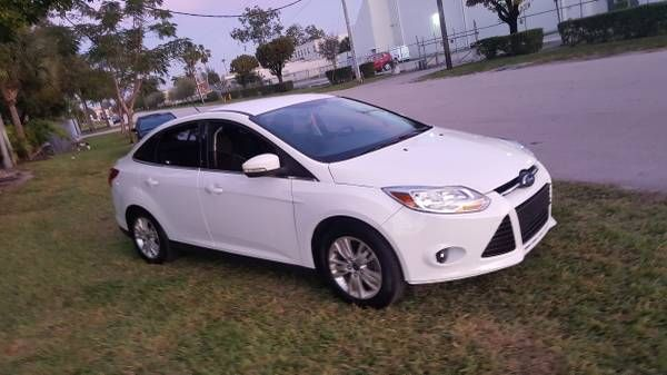 2012 Ford Focus Sel 2012 Ford Focus Ford Focus Cars For Sale