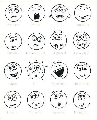 Grab Your Fresh Coloring Pages Emotions Download Http Gethighit Com Fresh Coloring Pages Emotions Download Emotion Faces Feelings Faces Feelings Activities