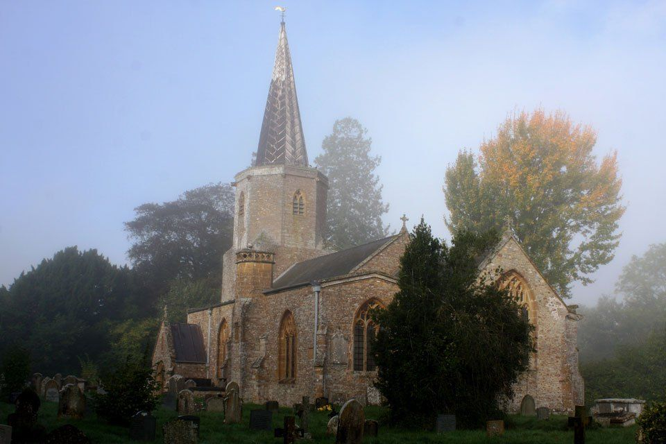 St. Andrew & St. Mary Church in Pitminster, Somerset