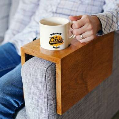 DIY Wood Sofa Sleeve