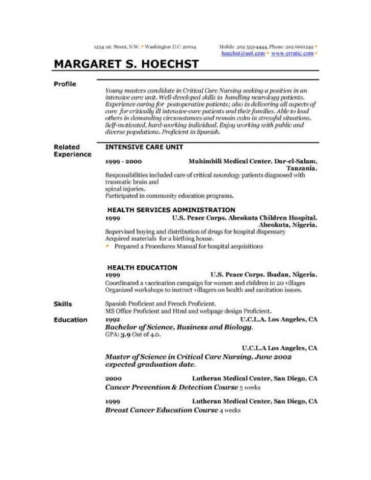 personal profile format resume job samples looking for great - how to write a resume summary that grabs attention