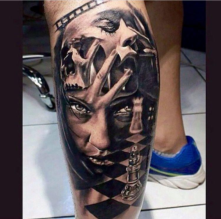 Tatuaje Pe Gamba Tatuaje Pe Gamba Pinterest Tattoos Leg