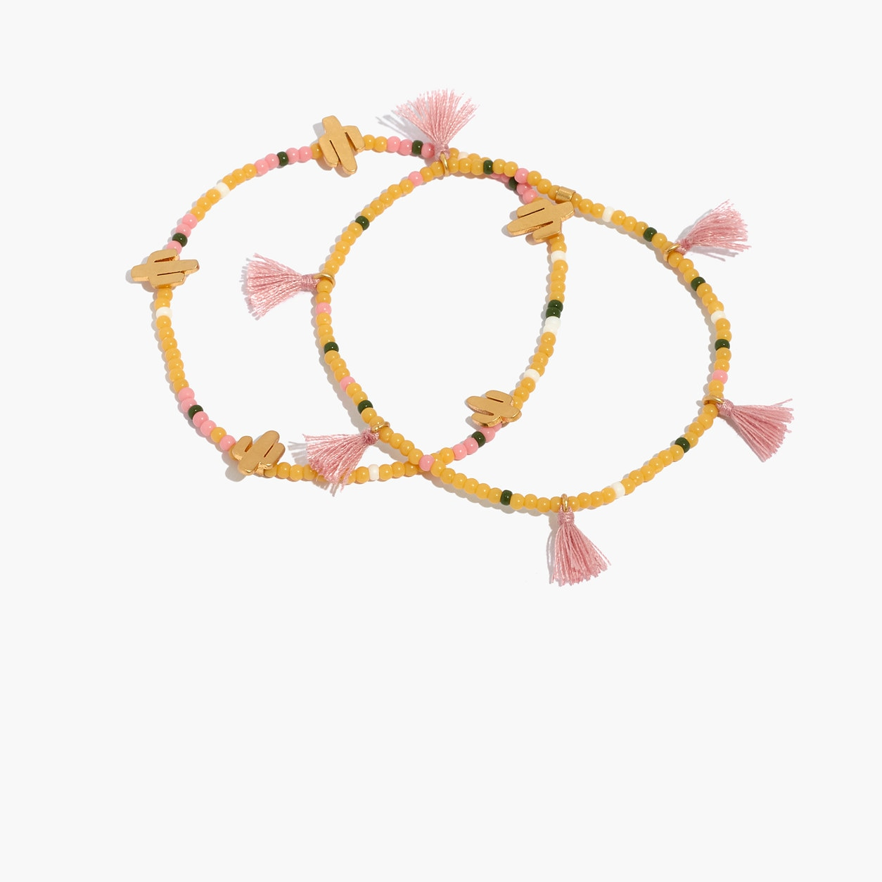 Madewell twopack friendship bracelets products pinterest