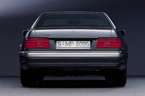 Mercedes-Benz SL500 (R129)