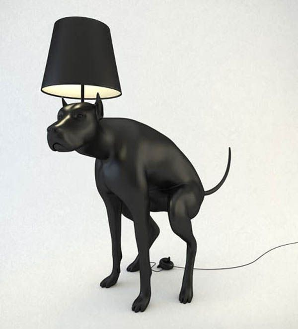 funny lamps for sale halo3screenshots pooping dog lamps from uk artist whatshisname stepping in poop turns on the