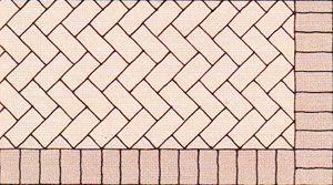Image Result For 45 Degree Brick Herringbone Pattern Herringbone