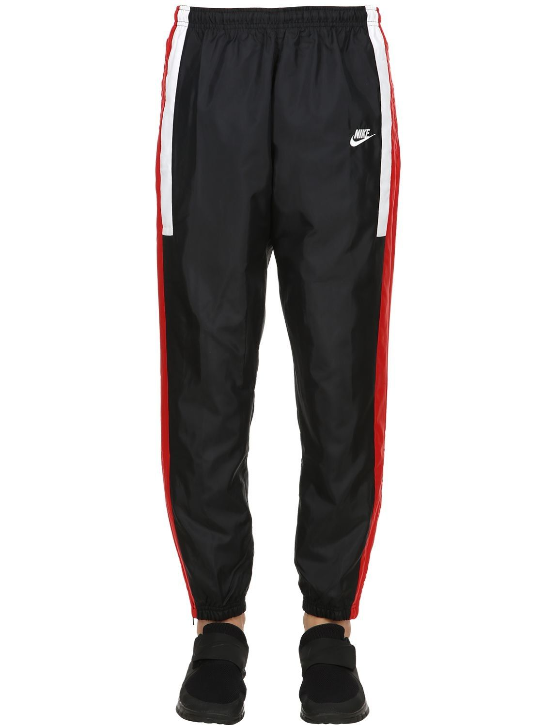 quality first big collection vast selection NIKE RE-ISSUE WOVEN TECHNO TRACK PANTS. #nike #cloth ...