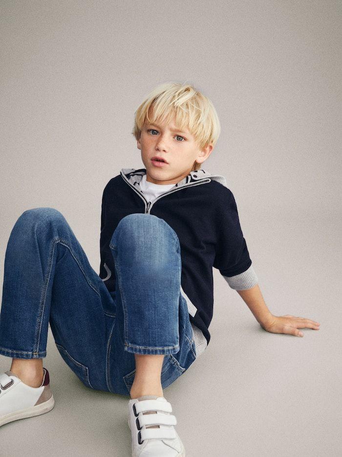 foto de New In Boys' Collection Massimo Dutti Winter Sale Süße