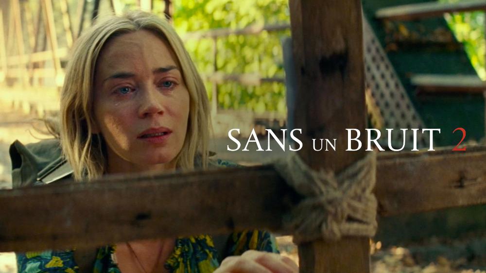 Regarder Sans un bruit 2 Film Complet en français di 2020