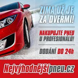 Nakupujte zimní pneu od profesionálů.