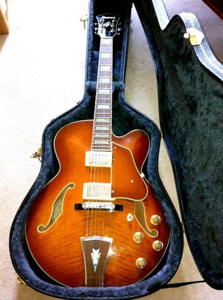 Kijiji ibanez artcore hollowbody electric and hard case for Case kijiji