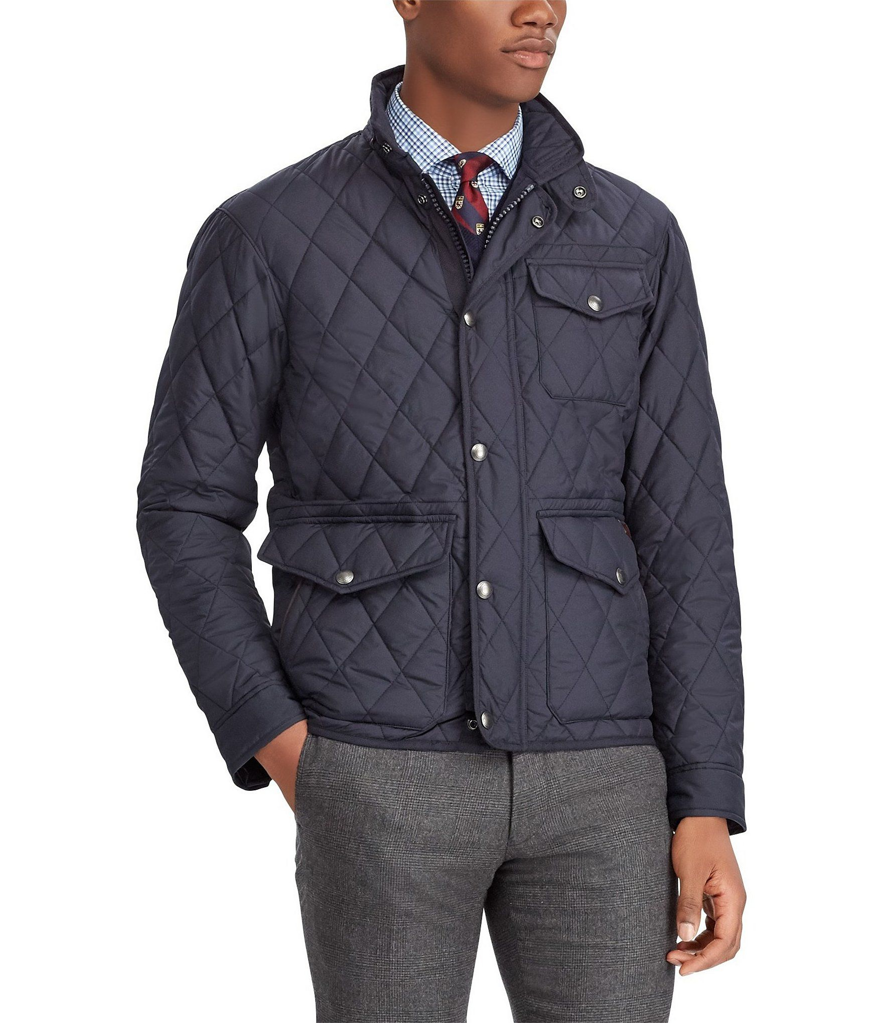 Shop For Polo Ralph Lauren Big Tall Quilted Jacket At Dillards Com Visit Dillards Com To Find Clothing Acces Quilted Jacket Men Quilted Jacket Mens Jackets