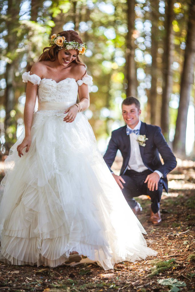 My Vows In Full Auj Poj Wedding Dresses Jeremy And Audrey Jeremy And Audrey Roloff