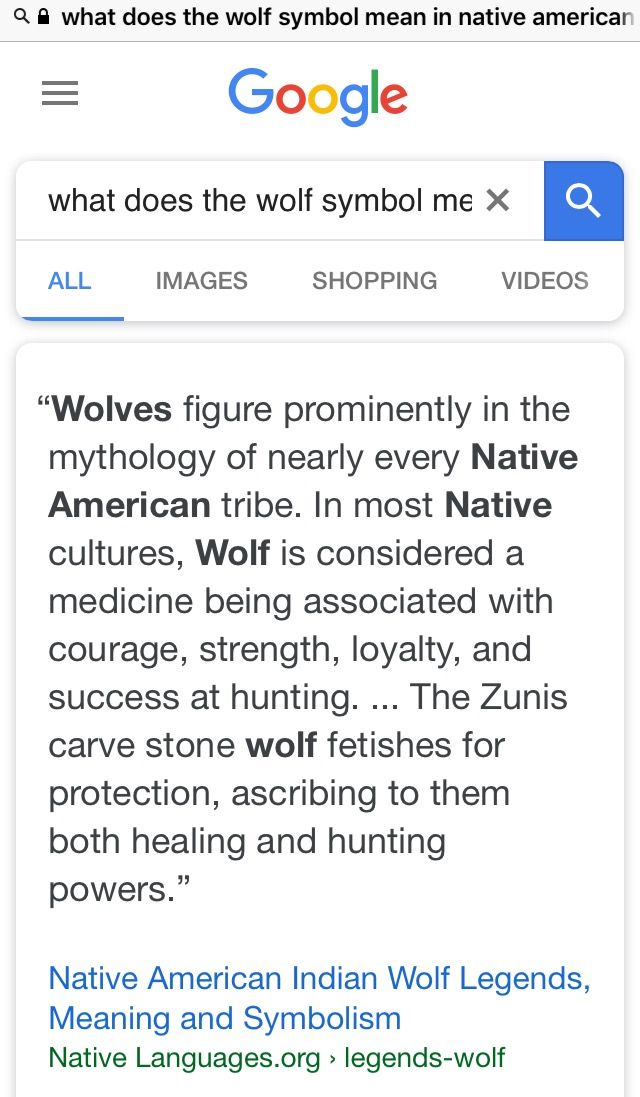 Wolves Are A Part Of Native American Cultures Native American Art