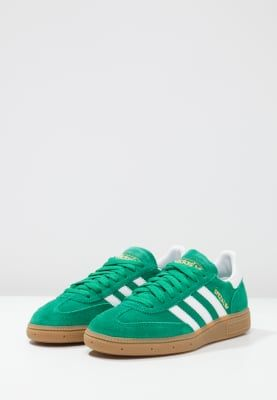 sports shoes 48e72 f038a Femme adidas Originals SPEZIAL - Baskets basses - bold greenwhitegold  metallic vert