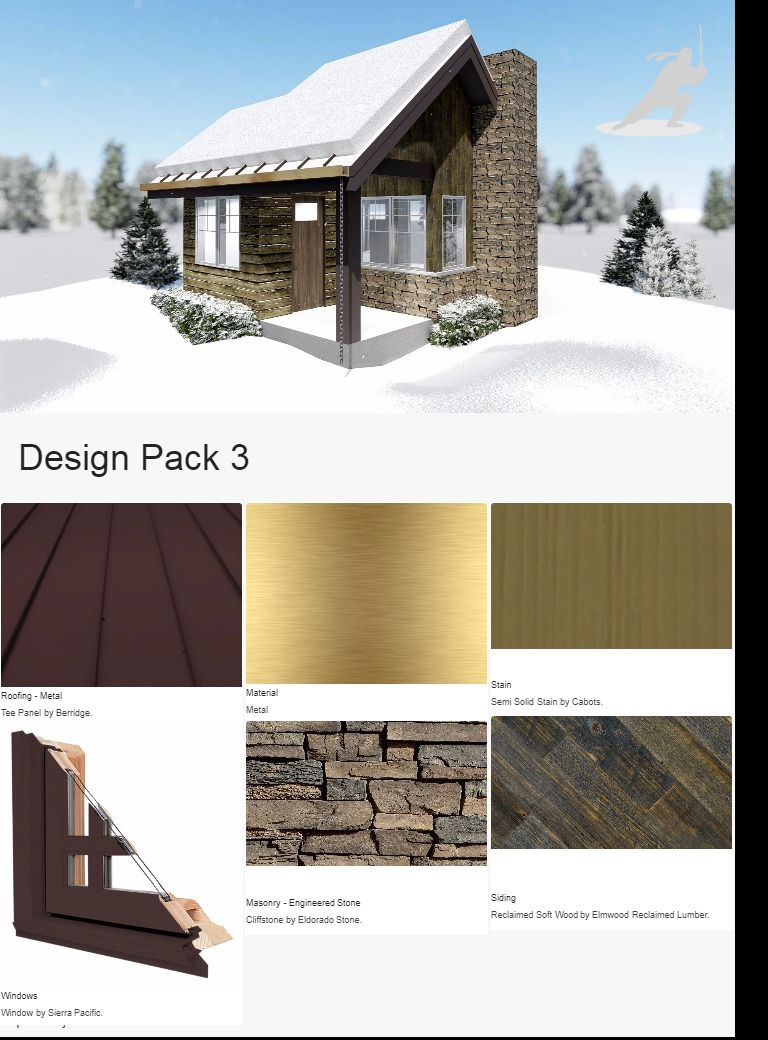 Rustic mountain design pack for 2017. Kick start your design with ...