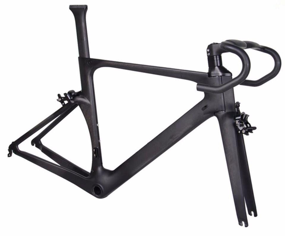 Carbon Aero Frame Road Bicycle Road Frame Direct Mount Bicycle ...