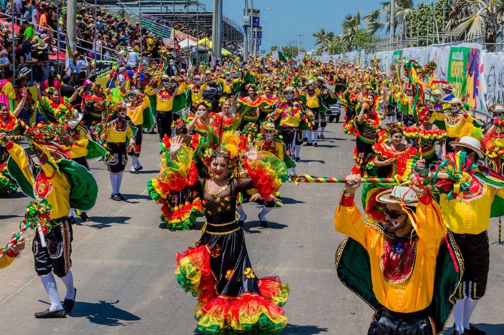 El Carnaval De Barranquilla Patrimonio Inmaterial Mi Viaje Cultura De Colombia Barranquilla Carnaval
