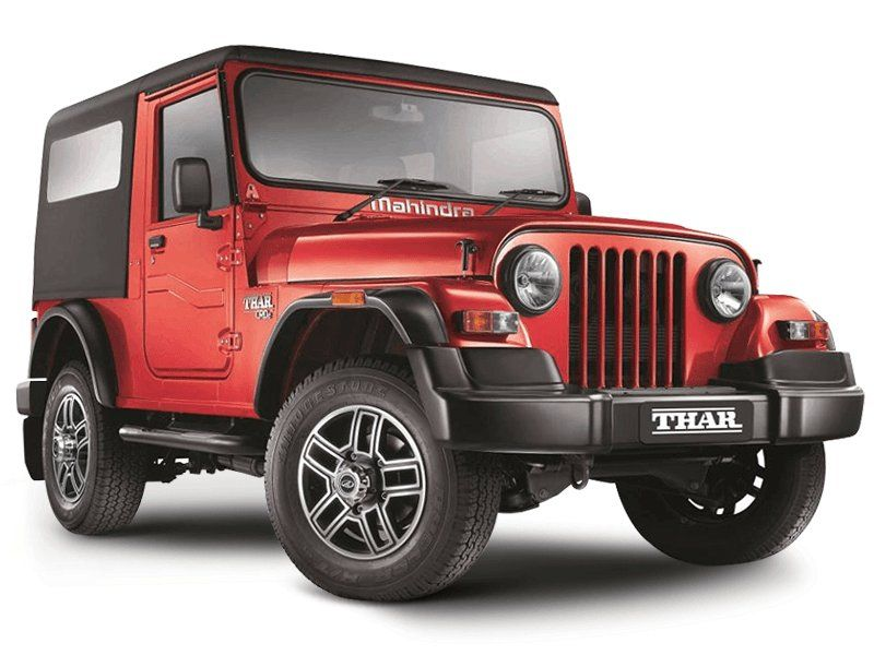 Best SUVs Under Rs 12 to 15 Lakh in India Mahindra thar
