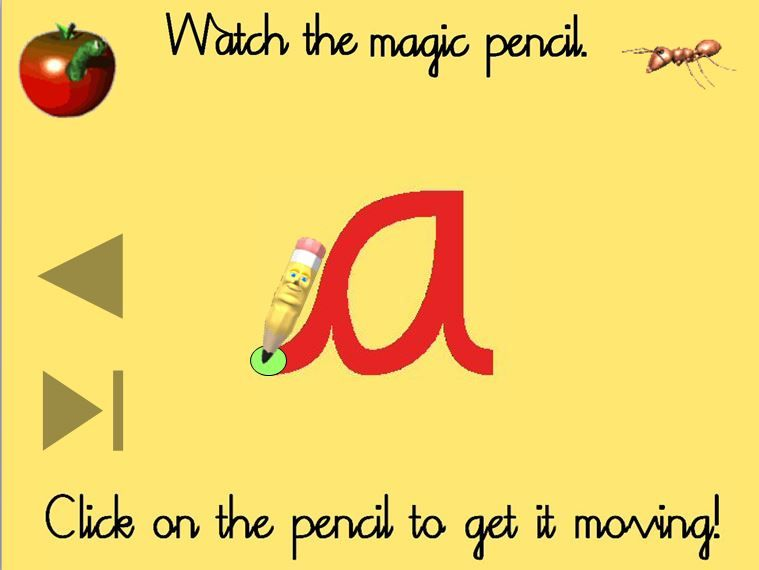 LetS Make Letters  A Powerpoint Presentation With Animations Of