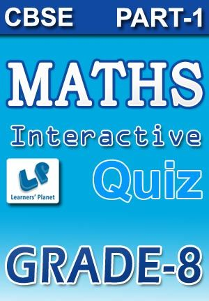 8-CBSE-MATHS-PART-1 Interactive quizzes & worksheets on Algebraic ...