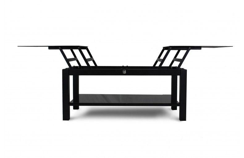 Table Basse De Jardin Relevable Piece A Vivre Table Basse Jardin Table Basse Table Relevable